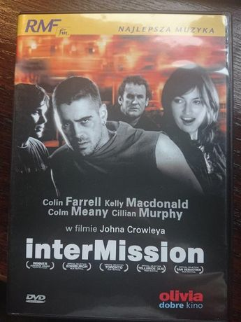 interMission z Colloinem Farrellem na dvd