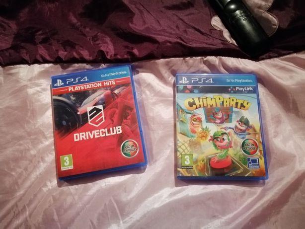 2 jogos PS4