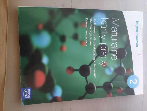 Maturalne karty pracy - To jest chemia 2