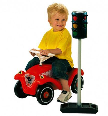 Светофор світлофор дитячий детский Big Біг 1197 Бренд Німеччина