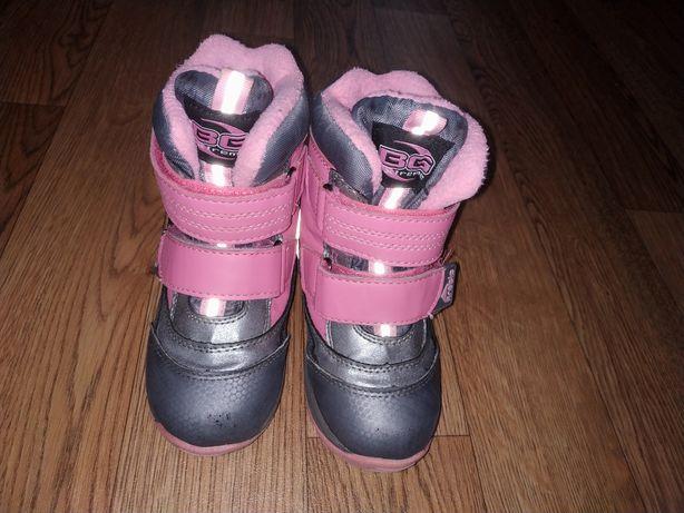 Термо-ботинки B&G для девочек