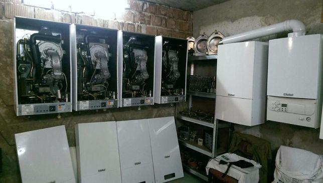 Котёл газовый Vaillant hrSolide 18-22 и 24-28 кВт