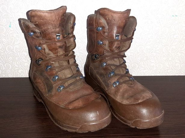 Оригинальные тактические ботинки HAIX