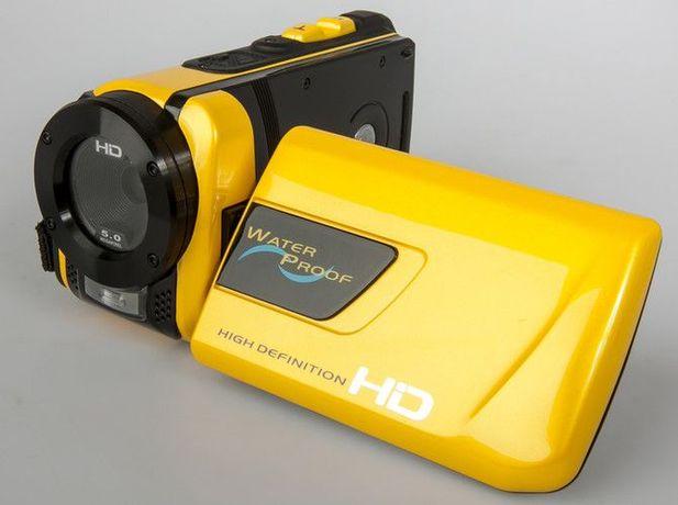Maquina de filmar à prova de água
