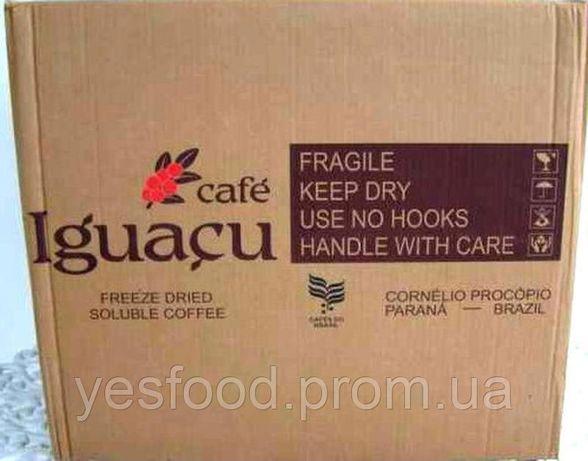"""Кава розчинна сублімована ігуацу"""" Iguacu """"Бразилія"""