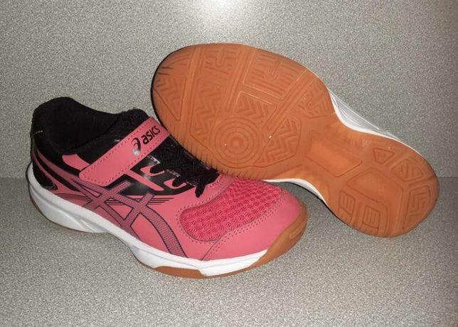 Детские кроссовки Asics 32.5 размер розовые