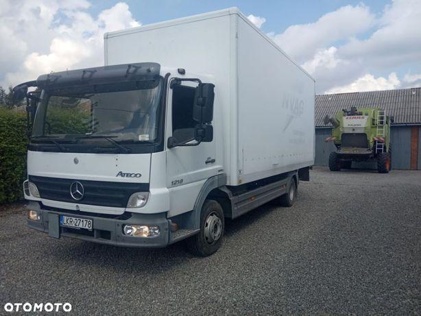 Mercedes-Benz Atego  Sprzedam , ,Izoterme, 6 ton ładownosci