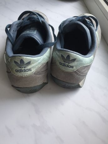 Кроссовки,кеды,сникерсы, Adidas, стелька 24,5см