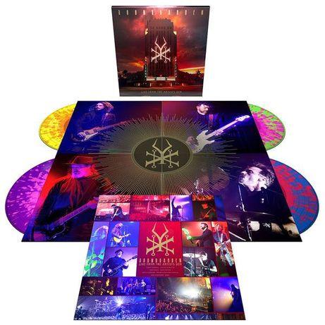 Soundgarden - Live From The Artists Den 4 LP color winyl