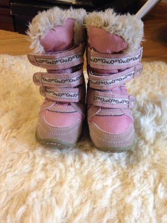 Next дитячі демисезоні чобітки