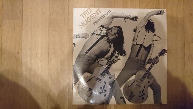 Ted Nugent, Free-For-All, US, 1979, bdb-