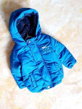 Курточка зима Lupilu