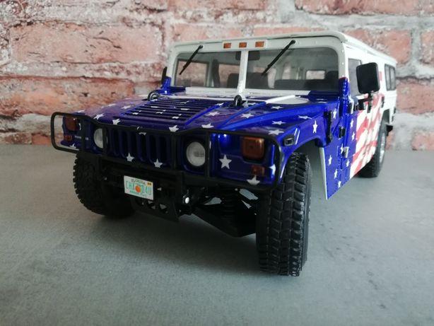Model Hummer H1 1:18 Exoto