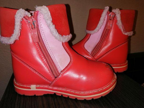 Демосезонные ботинки сапожки весна осень