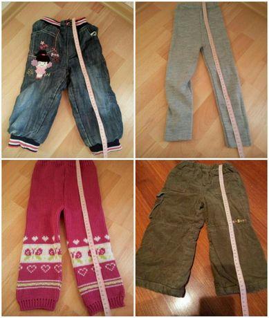 Штаны джинсы легинсы