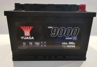 Akumulator YUASA YBX9096 Start Stop Plus 70Ah 760A Promocja!!!
