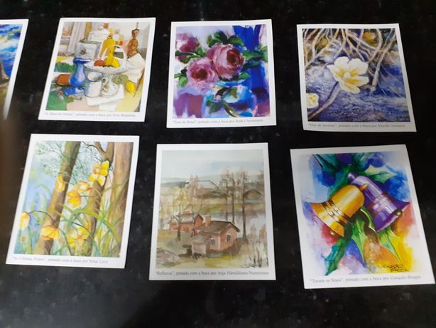 Pinturas para quadros