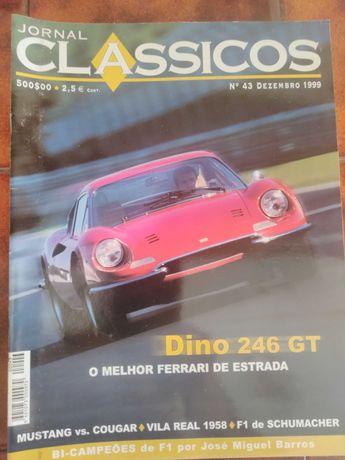 Revistas Jornal dos Clássicos