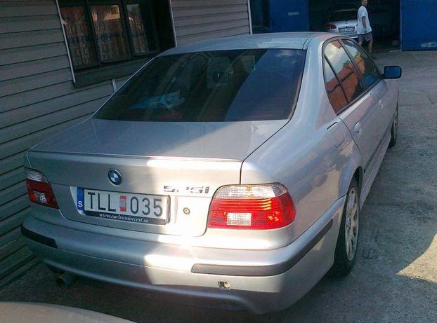 BMW 5 E39 SEDAN FL Lift Lampy Tył Tylne Poliftowe Hella Wkłady Komplet