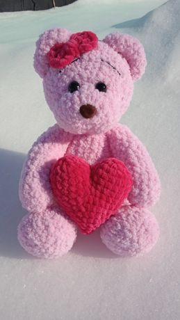 Красуня з сердечком