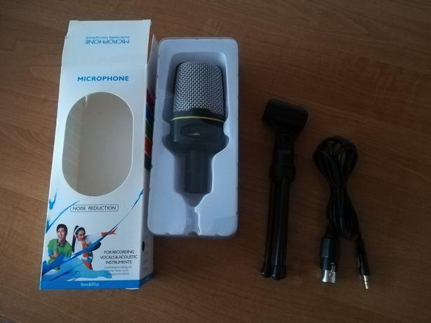 Mikrofon przewodowy