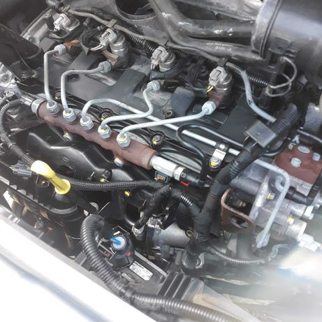 Silnik P8FA 2.2tdci 09r. tranzit ducato jumper filmik z pracy silnika