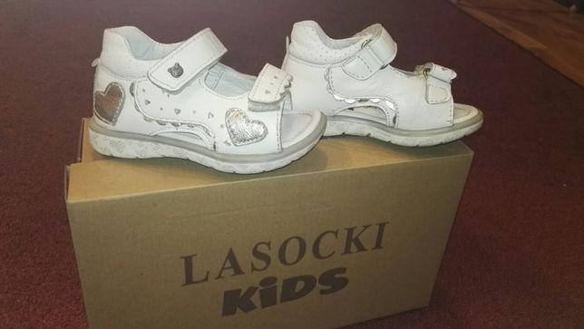 Sandałki Lasocki