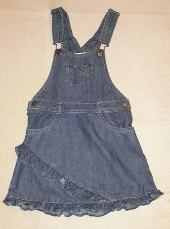 Sukienka jeans Reserved rozmiar 110