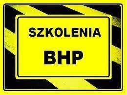 Szkolenia BHP, online oraz stacjonarnie, promocja-50%