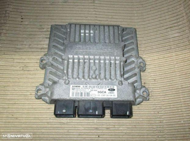 Centralina para Mazda 2 1.4 d Siemens 7M71-12A650-AA 5WS40434A-T SID804