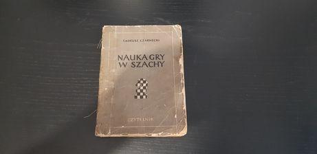 Nauka gry w szachy 1950 rok