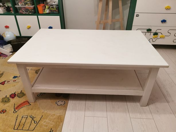 Stolik kawowy biały Ikea Hemnes (starszy model)