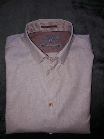 Koszula męska Ted Baker rozmiar 4 Large (42-44)