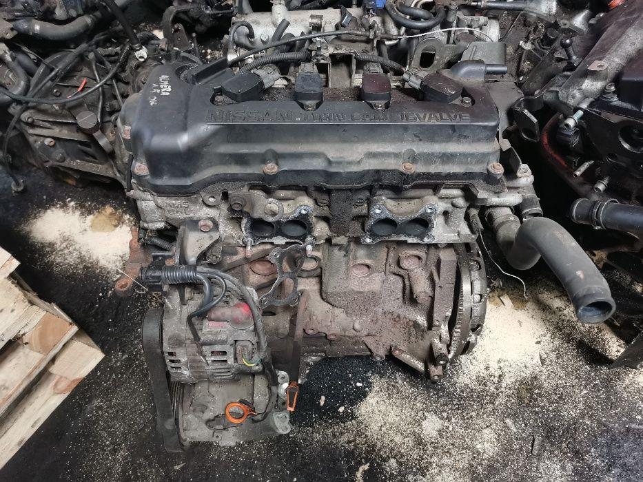Silnik NISSAN Almera II N16 1.5 16v