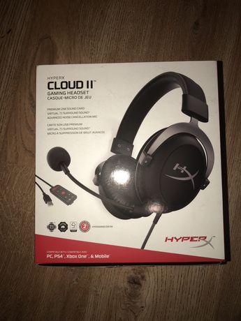 Słuchawki hyperx cloud 2
