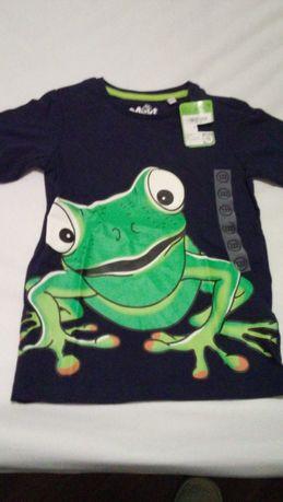 T-shirt Menino - Nova c/ Etiqueta - 7 anos