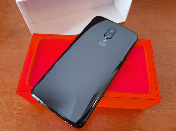 Smartphone OnePlus 6 8GB/128GB