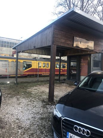 Wiata garazowa