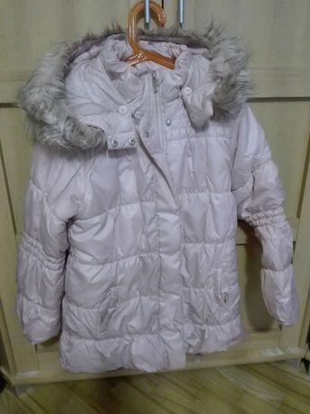 Cieplutka kurtka zimowa z kolekcji Wójcik Lady Diamond r. 140