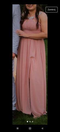 Sukienka długa 40