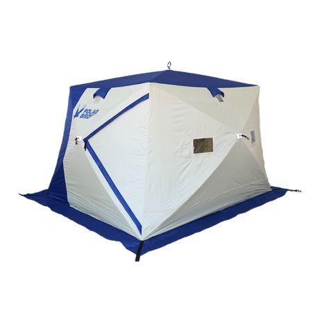 Палатка для зимней рыбалки Polar Bird 3T Long. Самые низкие цены!
