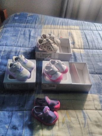 Sapatilhas Nike Bebé Vários tamanhos