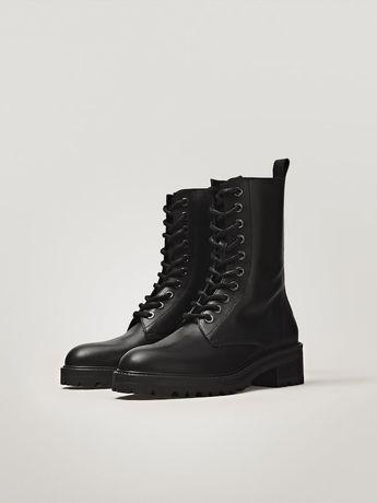 Ботинки Massimo dutti 38