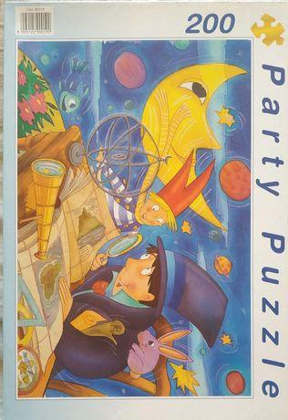 Puzzles 200 e 300 peças