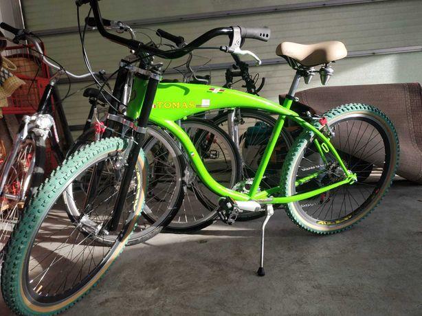Sprzedam rower TOMAS w stylu chopper