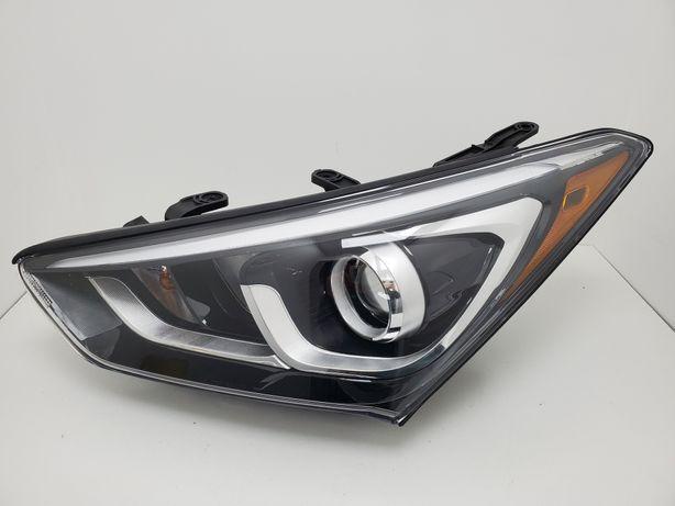 Фара ліва Hyundai Santa Fe Sport 2017, 2018 Xenon Adaptive USA
