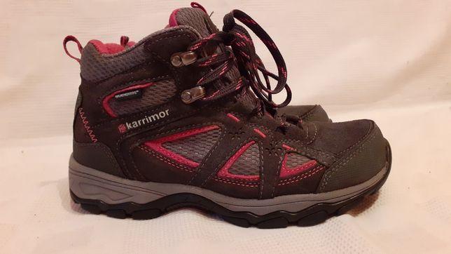 Karrimor кожаные треккинговые ботинки кроссовки р. 37
