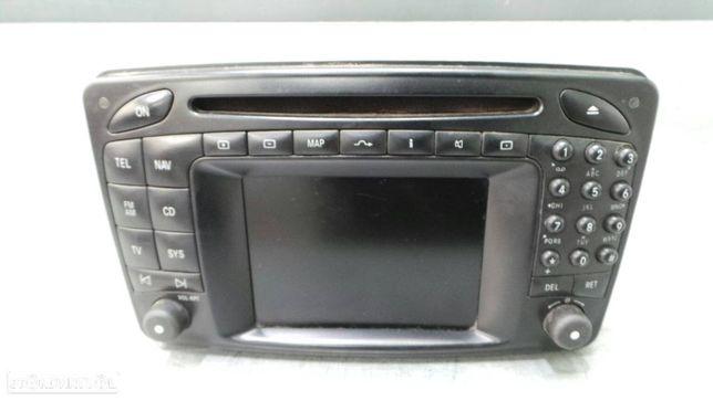 Módulo Eletrónico Mercedes-Benz C-Class Coupe Sport (Cl203)