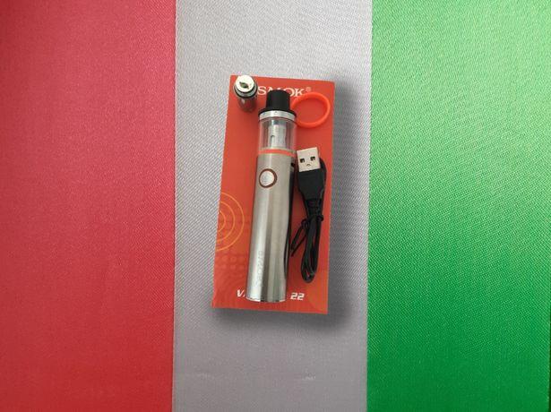 Smok сигарета электронная Pen 22 стального цвета вейп вэйп