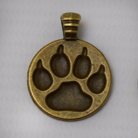 Подвеска, кулон, медальон для любителей животных, адресник